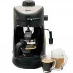 Capresso Steam Pro 4-Cup Espresso & Cappuccino Machine