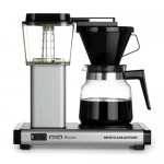 Technivorm Moccamaster K741 AO Matt Silver Coffee Maker