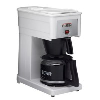 Bunn GRX Original 10 Cup Coffee Brewer in White
