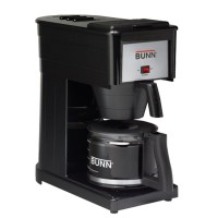 Bunn GRX Original 10 Cup Coffee Brewer in Black