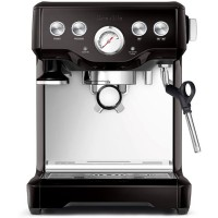 Breville BES840XL the Infuser Semi-Automatic Espresso Machine in Black